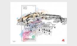 Portugal 2013 Miniature Sheet - AGA KHAN Award For Architecture - 1910-... République