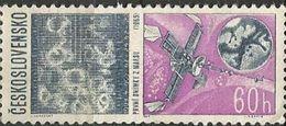 Cecoslovacchia Lotto N. 2276 Del 1966 Yvert N.1515 Usato - Tschechoslowakei/CSSR