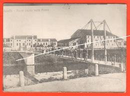 Polesella Rovigo Foto Ponte Sulla Fossa - Riproduzioni