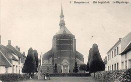 Hoogstraten - Het Begijnhof / La Béguinage - Geanimeerd - Hoogstraten