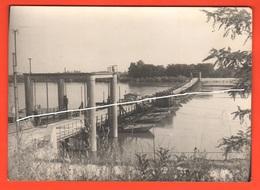 Rovigo Foto Ponte Sul Fiume - Riproduzioni