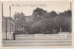 Tienen, Thienen, Tirlemont, Nieuwe Brug Op De Gete, 1943, Ingang Van De Vesten Aan Suikerfabriek. - Tienen