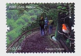 Portugal 2011 Set - Madeira Europa Forests - 1910-... République