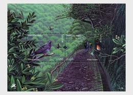 Portugal 2011 Miniature Sheet - Madeira Europa Forests - 1910-... République