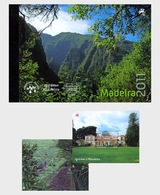 Portugal 2011 Annual Product - MADEIRA 2011 (MS Booklet) - Ungebraucht