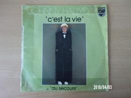 Johnny Hallyday - C'est La Vie - Rock