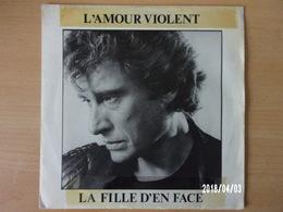 Johnny Hallyday - L'amour Violent - Rock