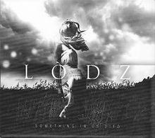 LODZ - Something In Us Died - CD - DEATH BLACK METAL - Hard Rock & Metal