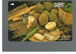 MALESIA  (MALAYSIA) -         DURIAN   (DURIO ZIBETHINUS)      - USED - RIF. 10363 - Malaysia