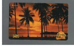 MALESIA  (MALAYSIA) -         1990 SUNSET     - USED - RIF. 10363 - Malaysia