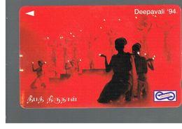 MALESIA  (MALAYSIA) -         1994 DEEPAVALI 94     - USED - RIF. 10363 - Malaysia