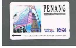 MALESIA  (MALAYSIA) -         PENANG   - USED - RIF. 10364 - Malaysia