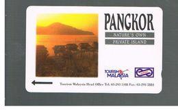 MALESIA  (MALAYSIA) -        PANGKOR  - USED - RIF. 10364 - Malaysia