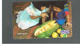 MALESIA  (MALAYSIA) -      ARTOCARPUS INTERO, CHILDREN  - USED - RIF. 10364 - Malaysia
