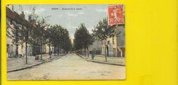 CHAGNY Colorisée Boulevard De La Liberté (Crozet) Saône Et Loire (71) - Chagny