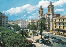 Postcard Tunis La Cathedrale My Ref  B22519 - Tunisia
