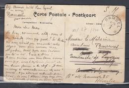 Postkaart Van Ramsel Naar Heverlee - Cachets à étoiles