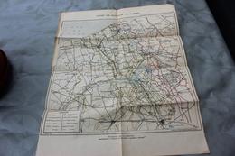 CHAMP DE BATAILLE DE L YSER  Supplement Au Bulletin Du Touring Club De Juin 1919 - Planches & Plans Techniques