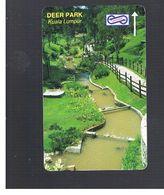 MALESIA  (MALAYSIA) -    DEER PARK, KUALA LUMPUR - USED - RIF. 10365 - Malaysia