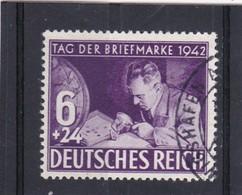 Deutsches Reich, Nr. 811, Gest.  (T 4498) - Gebraucht
