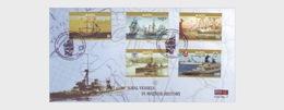 Malta 2006 First Day Cover - Naval Vessels - Malta