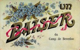 Leopoldsburg  Kamp Van Beverloo  Un Baiser Du Camp De Beverloo            I 3237 - Leopoldsburg (Kamp Van Beverloo)