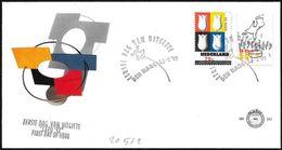 "Paesi Bassi/Netherlands/Pays-Bas: FDC, ""Siviglia 1992"" - 1992 – Siviglia (Spagna)"