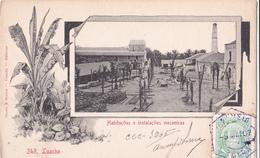 ANGOLA - LUACHO - LUACHO HABITAÇÕES E INSTALAÇÕES MECANICAS - N° 248 - Angola