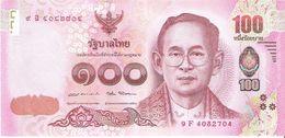 Thailand - Pick 127 - 100 Baht 2015 - Unc - Tailandia