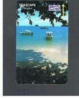 MALESIA  (MALAYSIA) -   SEASCAPE, PANGKOR - USED - RIF. 10366 - Malaysia