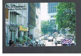 MALESIA  (MALAYSIA) -   MEDAN PASAR  - USED - RIF. 10366 - Malaysia