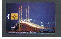 MALESIA  (MALAYSIA) -   PENANG BRIDGE  - USED - RIF. 10366 - Malaysia