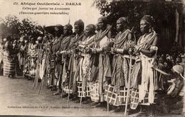 DAKAR CELLES QUI FURENT LES AMAZONES - Senegal