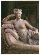 SCULPTURE - AK 320238 Antonio Canova - Paolino Borhese - Particolare - Sculptures