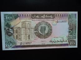 SOUDAN : 100 POUNDS  1989  P 44b    SPL - Sudan