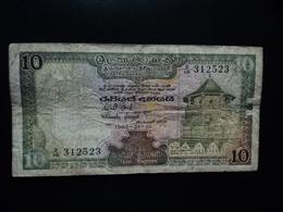 SRI LANKA : 10 RUPEES  01.01.1982   P 92a    TB+ - Sri Lanka