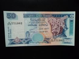 SRI LANKA : 50 RUPEES   19.11.2005  P 117d   NEUF - Sri Lanka