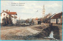GJULAVES - ĐULOVAC ( Djulovac ) * Croatia * Travelled 1915. RRR - Croatia