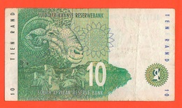 Sud Africa South Suid Afrika 10 Rand - South Africa