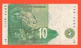 Sud Africa South Suid Afrika 10 Rand - Sudafrica