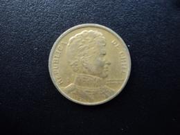 CHILI : 10 PESOS  1991 So  KM 228.2    TTB - Chile