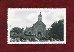 Photographie Originale - Chapelle Sainte-Anne - La Baule - 11 X 7 Cm - Places