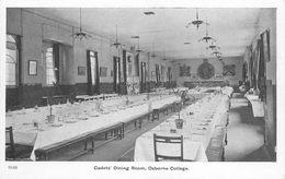 OSBORNE COLLEGE - CADET'S DINING ROOM - Angleterre