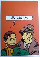 CARTE POSTALE PUBLICITAIRE LE SOIR - 2008 - BLAKE ET MORTIMER - JACOBS - Postcards