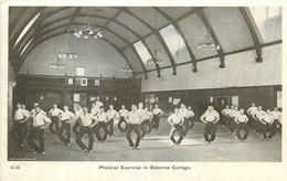 OSBORNE COLLEGE - PHYSICAL EXERCISE - Angleterre