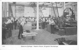 OSBORNE COLLEGE - PATTERN ROOM, KINGSTON WORKSHOPS - Angleterre