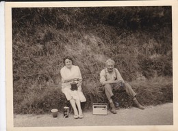 PHOTO Juillet 1962 ( Radio Transistor + Moulin à Café )--- Voir 2 Scans - Photographs