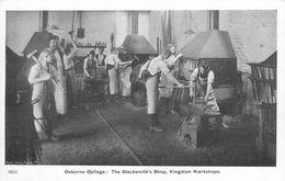 OSBORNE COLLEGE - THE BLACKSMITH'S SHOP, KINGSTON WORKSHOPS - Angleterre
