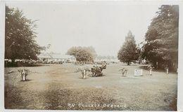 OSBORNE ROYAL NAVAL COLLEGE - CARTE PHOTO. - Angleterre