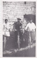 PHOTO---EN VELO --- Voir 2 Scans - Ciclismo